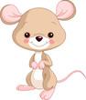 Farm animals. Mice