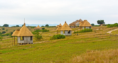 Vacation Huts in Africa