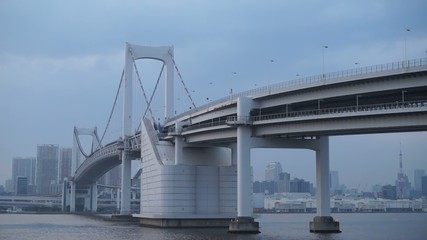 Amazing locations in the Tokyo Bay Area