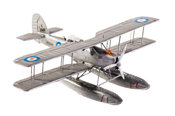 Seaplane model
