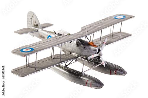 Seaplane model - 64973945