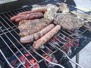 barbecue viande grille