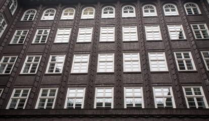 Hamburg Speicherstadt facade