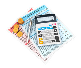 3d financial statement