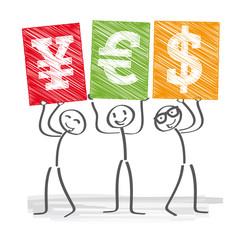 Währungen, YES