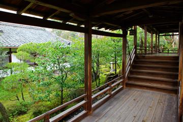Pavilion in Japan