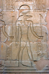 Kom Ombo, crocodile God Sobek