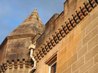 Castle, Stirling University