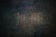 Leinwanddruck Bild - Gray grunge background with scratches