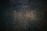 Gray grunge background with scratches poster
