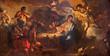 Venice - Adoration of shepherds in San Zaccaria church. - 64983741