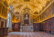 Bolovna - Sacristy of baroque church San Michele