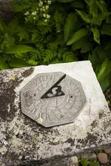 Sundial, Dunster Park, Devon