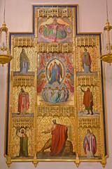 Madrid - Side altar from San Jeronimo el Real
