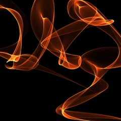 Abstract fire lines