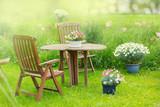 Erholung im Garten