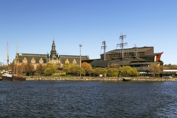 Nordic and Vasa ship Museums, Stockholm