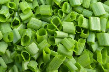 chopped green onion