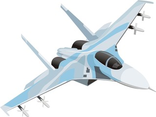 combat air plane