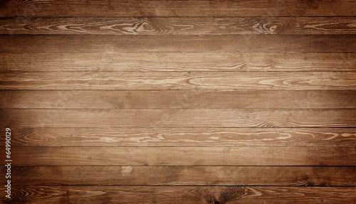 Wood Texture Background. Vintage and Grunge style. - 64990129