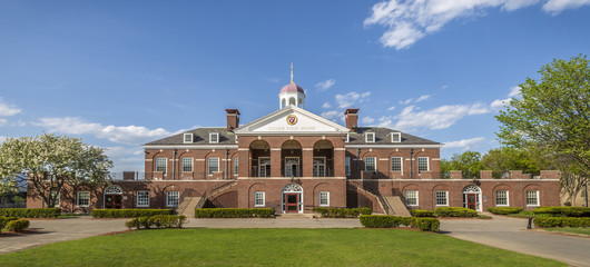 Harvard University in Cambridge, Massachusetts, USA