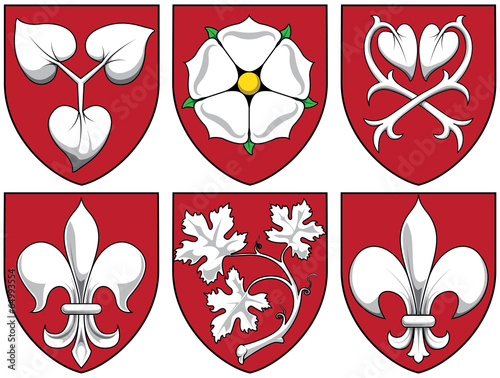 Coat of arms - plants