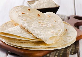 Wheat Flour Tortillas