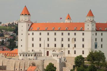 Bratislava Hail. Bratislava, Slovakia