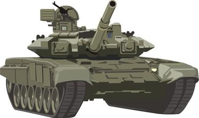 main combat tank