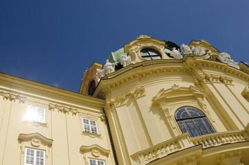 Kaisertrakt Stift Klosterneuburg