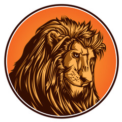 Lion Head B