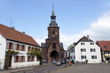 Stiftskirche Sankt Arnual