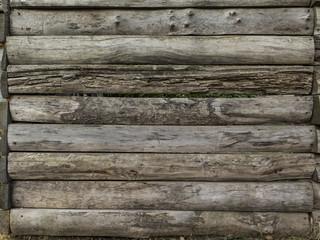 Textura de deck de madera.