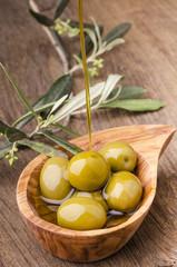olio di oliva bio