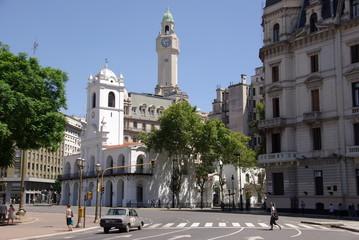 Eglise à Buenos Aires, Argentine