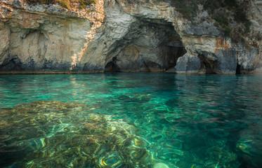 Grotto, Paxi, Greece