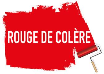ROULEAU_Rouge de colere