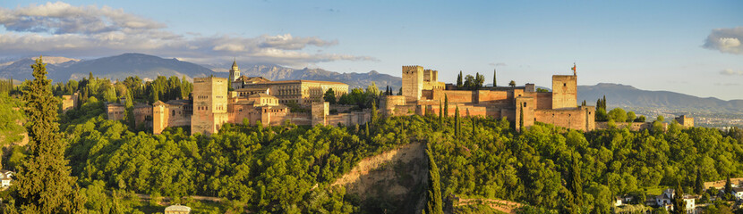 Alhambra panorámica 1