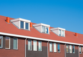 rooftop with windows