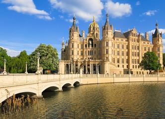 Schloß von Schwerin, Deutschland