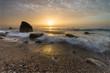 Obrazy na płótnie, fototapety, zdjęcia, fotoobrazy drukowane : Bałtycka plaża