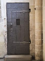 merdivial jail door