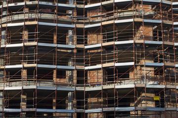 costruzioni impalcatura edilizia