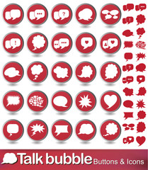 Talk bubble