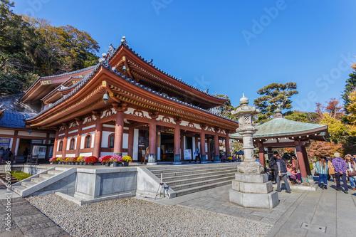 Papiers peints Japon Hasedera Temple in Kamakura