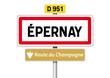 Route du Champagne - Épernay