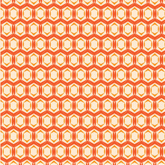 Seamless moroccan style pattern vector background
