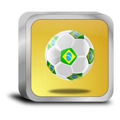 Button mit Fußball