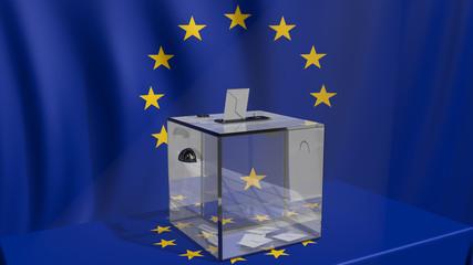 European elections - Europe - 002