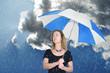 Regenschirm 43